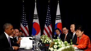 Obama propone endurecer sanciones a Pyongyang tras el lanzamiento de misiles
