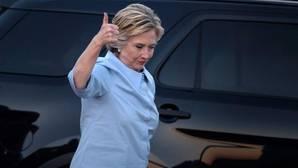Hillary Clinton rechaza la invitación de Peña Nieto para visitar México