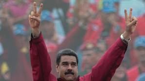 La oposición denuncia a Maduro por crímenes de lesa humanidad