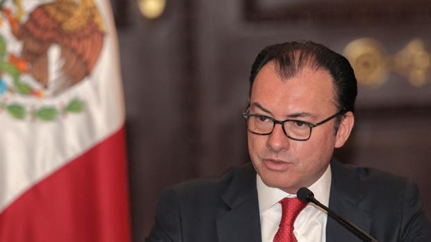El ya exsecretario de Hacienda mexicano Luis Videgaray