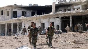 Una ONG denuncia un ataque químico del Ejército sirio en Alepo