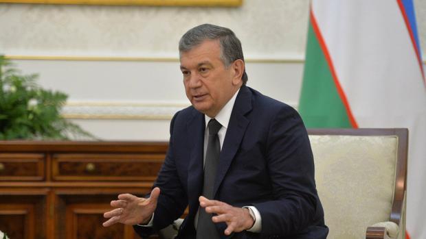 El hasta ahora primer ministro Shavkat Mirziyoev ha sido designado presidente interino