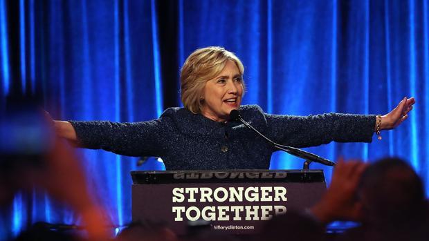 Hillary Clinton, candidata demócrata a la presidencia de EE.UU.