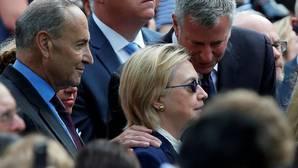 Una neumonía pone la salud de Clinton en el centro de la batalla electoral en EE.UU.
