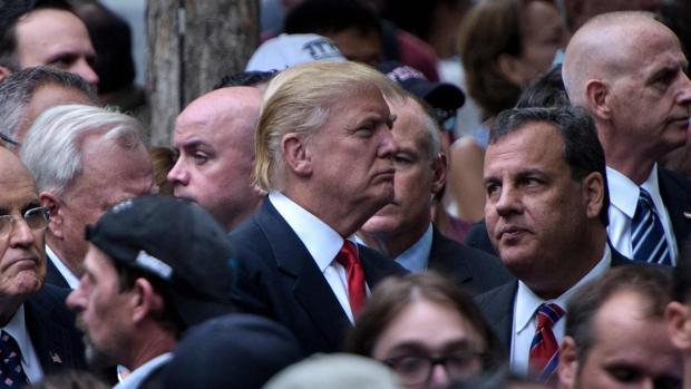 Donald Trump desea que Hillary Clinton se recupere «y vuelva a la campaña»