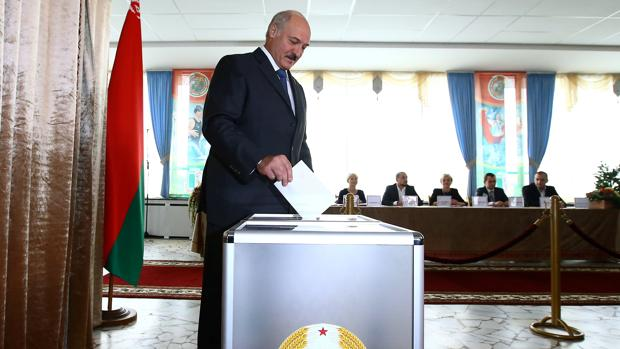 El presidente Alexander Lukashenko es considerado por algunos como «el último dictador de Europa»