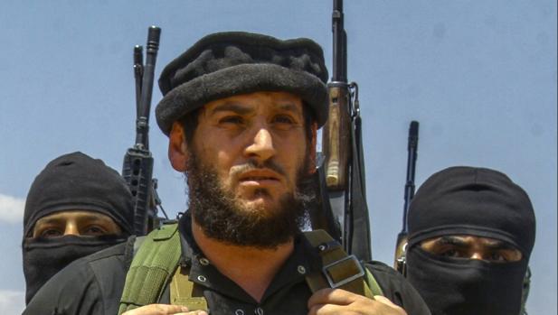 El terrorista Abu Mohamed al Adnani
