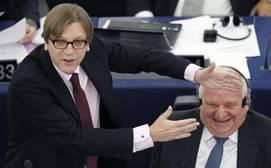 El negociador para el Brexit de la Eurocámara quiere que el Reino Unido abandone la UE antes de 2019