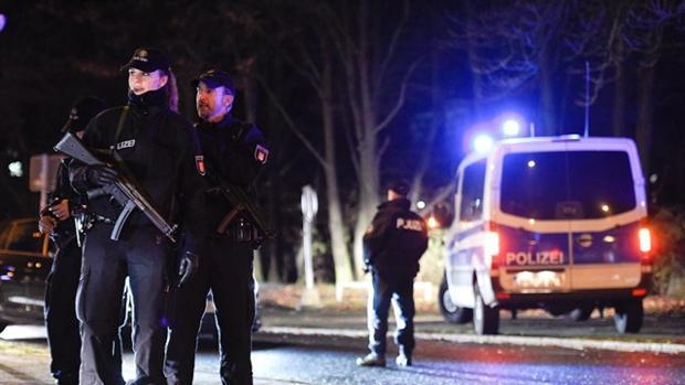 Las Fuerzas de seguridad alemanas hacen frente a la amenaza terrorista