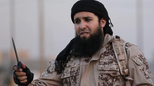 Rachid Kassim, yihadista francés de Daesh en Siria