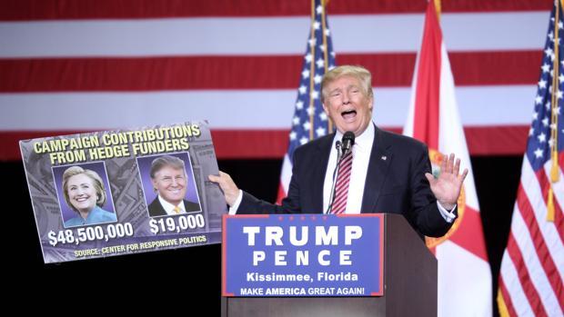 Trump, investigado por usar donaciones para gastos personales