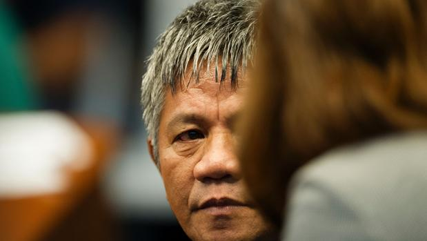 El exsicario Edgar Motobato testifica acerca de los encargos de asesinato y atentado del presidente de Filipinas, Rodigo Duterte
