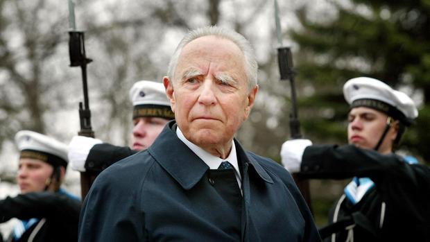 El expresidente de Italia Carlo Azeglio Ciampi fallece a los 95 años