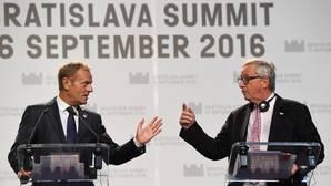 Donald Tusk: «Reino Unido estará listo en 2017 para activar la salida de la UE»
