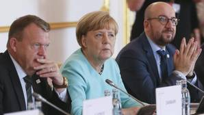Angela Merkel: «La Unión Europea se encuentra en una situación crítica»