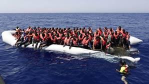 La ONU alerta de que unos 235.000 inmigrantes están preparados para viajar a Italia desde Libia