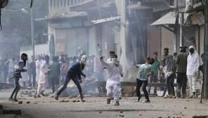 Al menos 17 soldados muertos en un ataque contra un cuartel en la Cachemira india