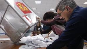 Rotunda victoria de Vladímir Putin en las legislativas rusas