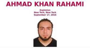 Detienen al sospechoso del atentado en Nueva York que dejó 29 heridos