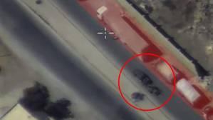 Rusia publica un vídeo en el que supuestos yihadistas acompañan al convoy de la ONU bombardeado