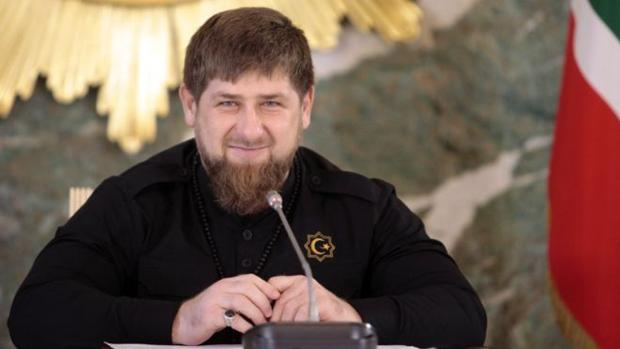 El presidente de Chechenia, Ramzan Kadirov