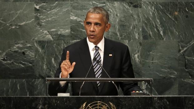 Obama en las Naciones Unidas