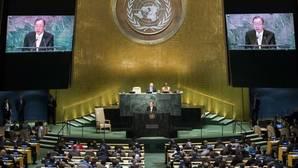 Ban Ki moon: «El futuro de Siria no puede depender de Al Asad»
