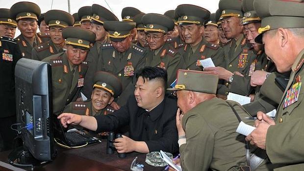 Corea del Norte tiene muy restringido el acceso a internet