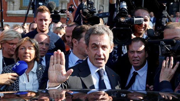 Comienzan las primarias en el partido de centroderecha galo «Los Republicanos» con el expresidente Nicolas Sarkozy como uno de los favoritos