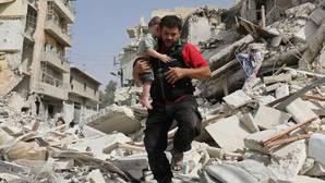 El Ejército sirio anuncia una gran ofensiva contra las zonas rebeldes de Alepo