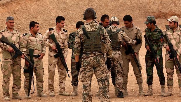 Investigan un posible ataque con armas químicas de  Daesh contra fuerzas iraquíes y estadounidenses