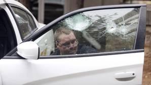 La segunda noche de protestas contra la violencia racial en Charlotte se salda con nueve heridos