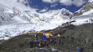 Un senderista español muere por un desprendimiento de piedras en el Himalaya