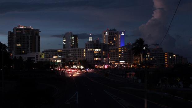 130.000 personas han recuperado la luz en Puerto Rico después de un gran apagón