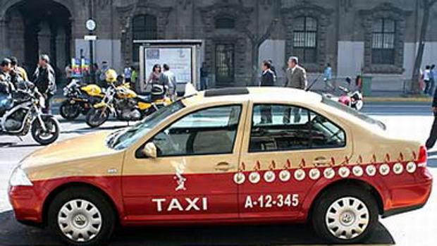 Un taxi legal en Ciudad de México