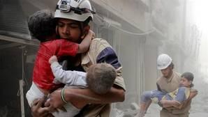 Más de 70 muertos en los bombardeos aéreos sobre Alepo