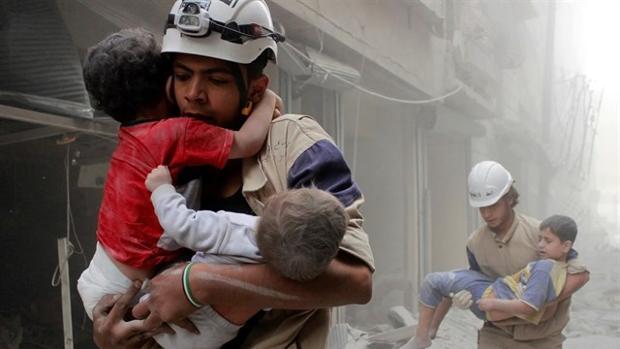 Nueva ofensiva del Ejército sirio sobre Alepo