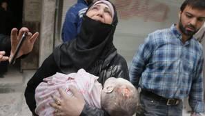 El Ejército sirio lanza un ataque a gran escala para recuperar Alepo