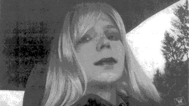 Foto de archivo de Chelsea Manning