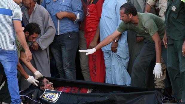 Uno de los fallecidos en el naufragio frente a Egipto