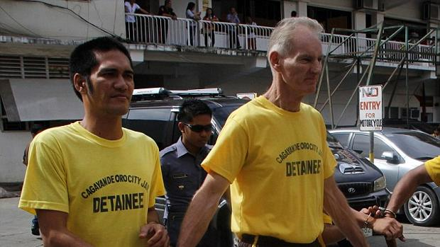 Filipinas se plante reisntaurar la pena de muerte para condenar al pederasta y asesino australiano Peter Scully