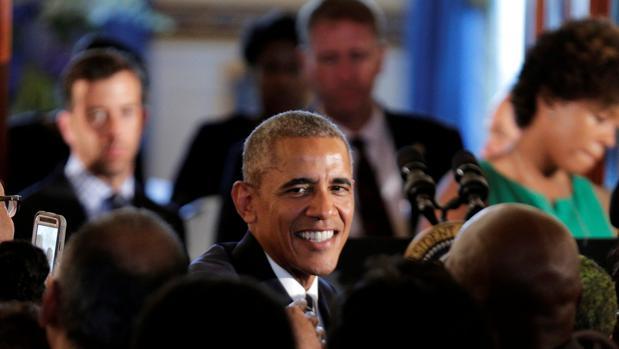 El presidente de Estados Unidos, Barack Obama, el pasado viernes