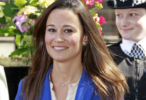 Pippa Middleton, la hermana de la Duquesa de Cambridge