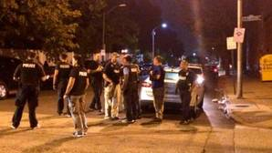 Al menos ocho heridos en un tiroteo en Baltimore