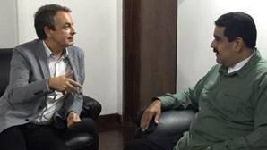 Las controvertidas andanzas de Zapatero en el reino de Maduro