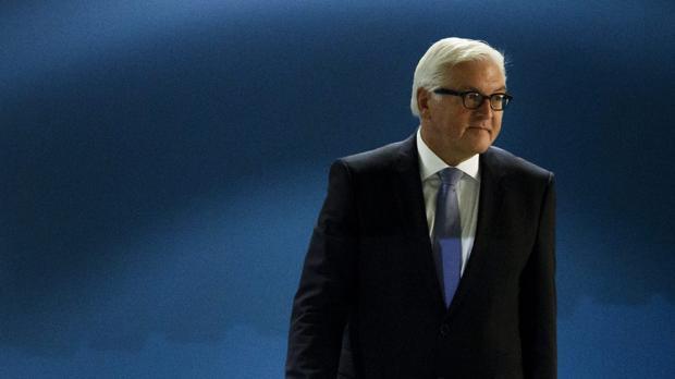 Frank-Walter Steinmeier ha reiterado su apoyo al Gobierno de Juan Manuel Santos