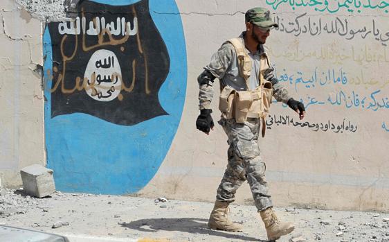 Daesh podría usar armas químicas contra las tropas iraquíes