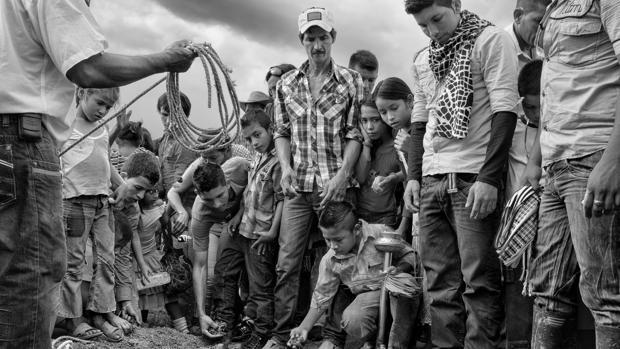 El ELN, la segunda guerrilla de Colombia, toma ahora el testigo