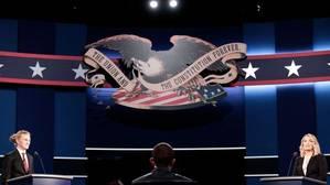 Intercambio de golpes bajos en vísperas del debate Clinton-Trump