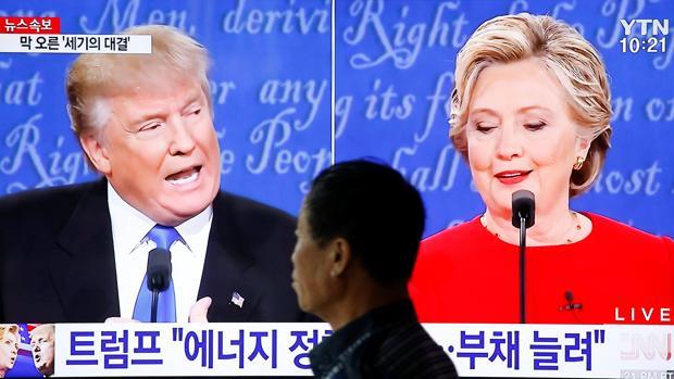 El debate ha contado con una audiencia potencial de 180 millones de personas